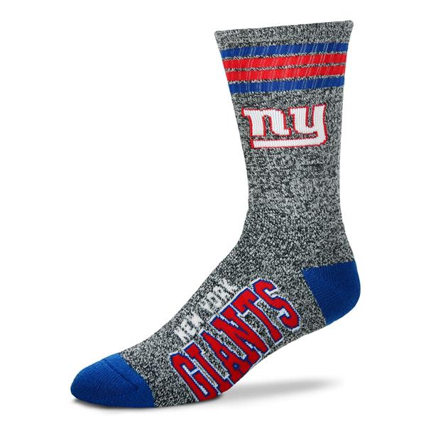New York Giants - Marbled 4 Stripe Deuce LARGE
