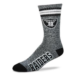 Oakland Raiders - Marbled 4 Stripe Deuce THUMBNAIL