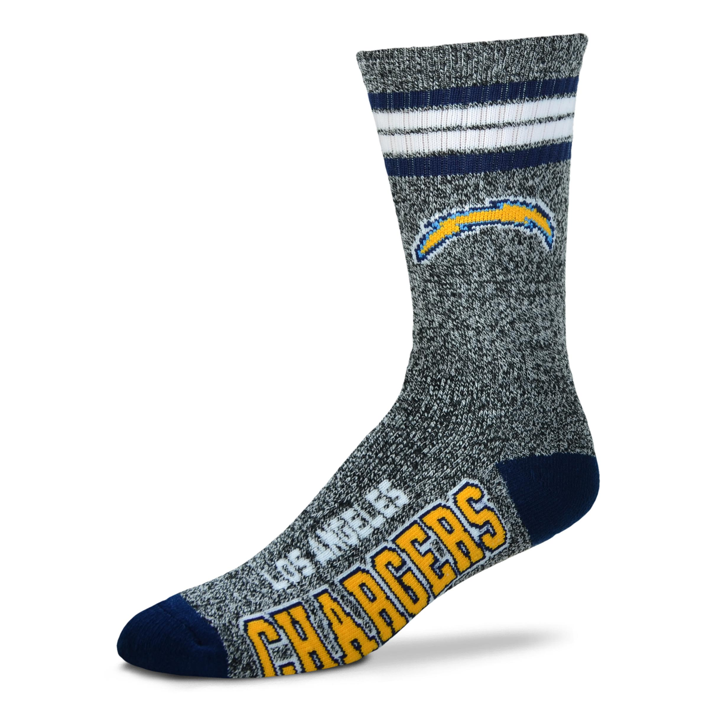 Los Angeles Chargers - Marbled 4 Stripe Deuce THUMBNAIL