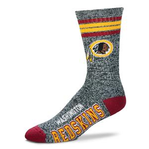 Washington Redskins - Marbled 4 Stripe Deuce THUMBNAIL