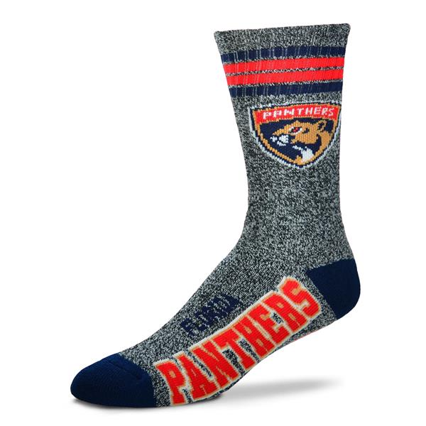 Florida Panthers - Marbled 4 Stripe Deuce MAIN