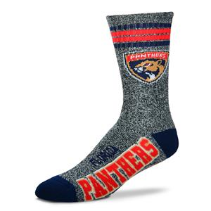 Florida Panthers - Marbled 4 Stripe Deuce THUMBNAIL