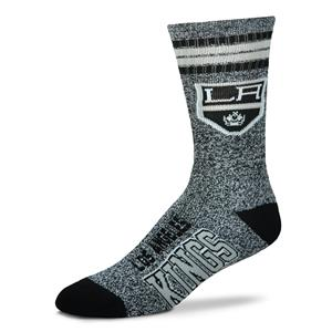 Los Angeles Kings - Marbled 4 Stripe Deuce THUMBNAIL