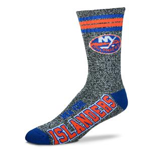 New York Islanders - Marbled 4 Stripe Deuce THUMBNAIL