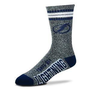 Tampa Bay Lightning - Marbled 4 Stripe Deuce THUMBNAIL