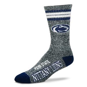 Penn State Nittany Lions - Marbled 4 Stripe Deuce THUMBNAIL