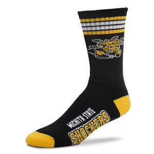 Wichita State Shockers - 4 Stripe Deuce THUMBNAIL