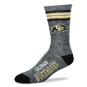 Colorado Buffaloes - Marbled 4 Stripe Deuce THUMBNAIL