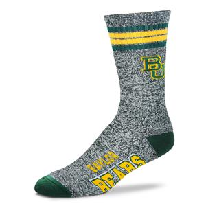Baylor Bears - Marbled 4 Stripe Deuce THUMBNAIL