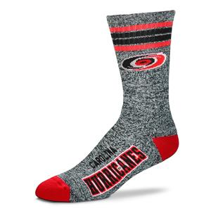 Carolina Hurricanes - Marbled 4 Stripe Deuce THUMBNAIL