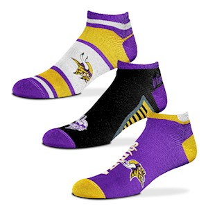 Minnesota Vikings - Show Me The Money (3 Pack) THUMBNAIL