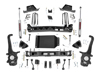 "Nissan Titan 6"" Suspension Lift Kit 4WD 2004-2015 THUMBNAIL"