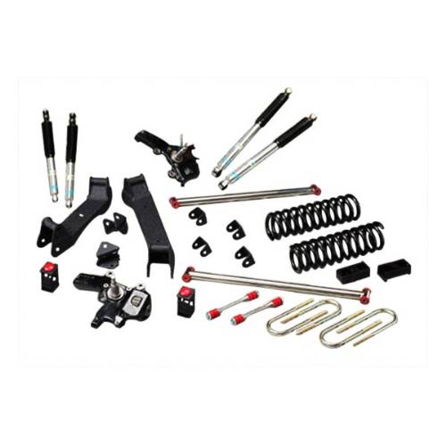 "Fat Bob's Garage, RCD Suspension, Ford F150 6"" Lift Kit w/ Bilstein 5100 Series Shock Absorbers 2WD 1997-2003 LARGE"