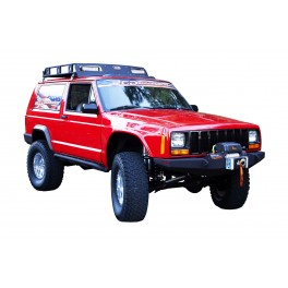 "Fat Bob's Garage, RCD Suspension, Jeep Cherokee 2"" Lift w/ Bilstein 5100 Series Shock Absorbers 2WD/4WD 1984-2001 MAIN"