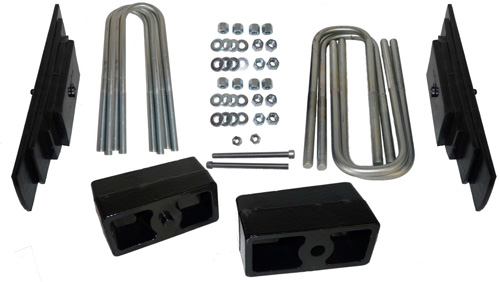 "Fat Bob's Garage, Part # 107015, Ford F250/F350 Super Duty 2.5"" Front 1.25"" Rear Lift Kit 4WD 1999-2004 MAIN"