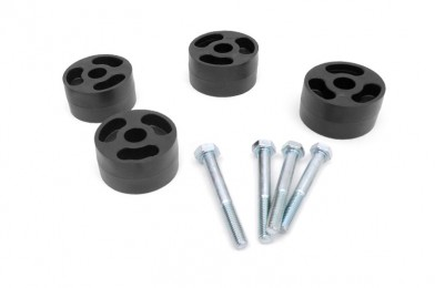 Fat Bob's Garage, Rough Country part #1072, Jeep Cherokee/Comanche Transfer Case Drop Kit 1984-2001 MAIN