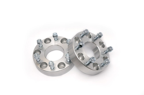 "Fat Bob's Garage, Rough Country Part #1101, Chevrolet/GMC 2"" Wheel Spacers 6"" x 5.5"" Bolt Pattern_LARGE"