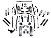 Teraflex JK 2 Door Elite LCG PreRunner Long Flexarm Suspension System_THUMBNAIL