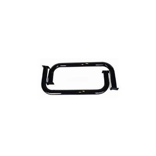 Fat Bob's Garage, Rugged Ridge, Part #11504.04, Jeep Wrangler Nerf Bars, Black 1987-2006 MAIN