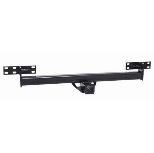 Fat Bob's Garage, Rugged Ridge, Part #11580.02, Jeep Wrangler Receiver Hitch Rear Tube Bumpers 1987-2006 MAIN