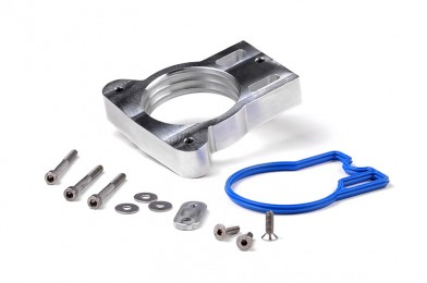Fat Bob's Garage, Rough Country part #1196, Chevrolet/GMC Silverado/Sierra 1500 Throttle Body Spacer 1999-2006 MAIN