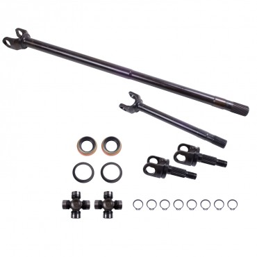 Fat Bob's Garage, Alloy USA Part #12132, Front Axle Kit, Dana 30 Grande 30-Spline Kit