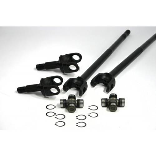 Fat Bob's Garage, Alloy USA Part #12155, Front Axle Shaft Kit Dana 44 2007-2016 Jeep JK Wrangler Rubicon MAIN