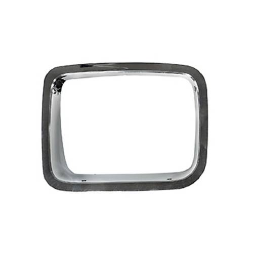 Fat Bob's Garage, OMIX-ADA Part #12419.21, Bezel, LH, Chrome MAIN