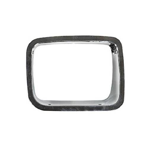 Fat Bob's Garage, OMIX-ADA Part #12419.22, Bezel, RH, Chrome MAIN