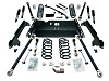 "Teraflex TJ Unlimited 4"" Enduro LCG Lift Kit w/ 9550 Shocks THUMBNAIL"
