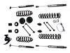 "Teraflex JK 2 Door 3"" Lift Kit w/ 9550 Shocks - Right Hand Drive_THUMBNAIL"