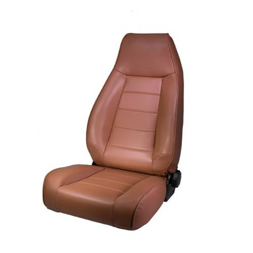 Fat Bob's Garage, Rugged Ridge, Part #13402.37, Jeep CJ/Wrangler Factory Style Front Seat, Spice 1976-2002 MAIN