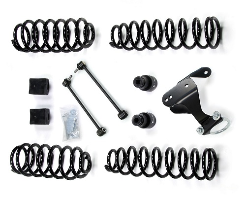 "Teraflex JK 2 Door 2.5"" Lift Kit - Right Hand Drive LARGE"