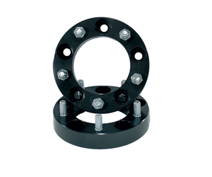 "Fat Bob's Garage, Rugged Ridge, Part #15201.03, 1.25"" Wheel Spacer, W/5 On 5.5 Bolt Circle, Pair THUMBNAIL"