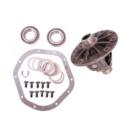 Fat Bob's Garage, OMIX-ADA Part #16503.65, Differential Case Assembly Kit, Rear Dana 44 3.73 MAIN