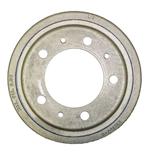 Fat Bob's Garage, OMIX-ADA Part #16701.02, Brake Drum 9-Inch 1953-1965 Jeep CJ MAIN