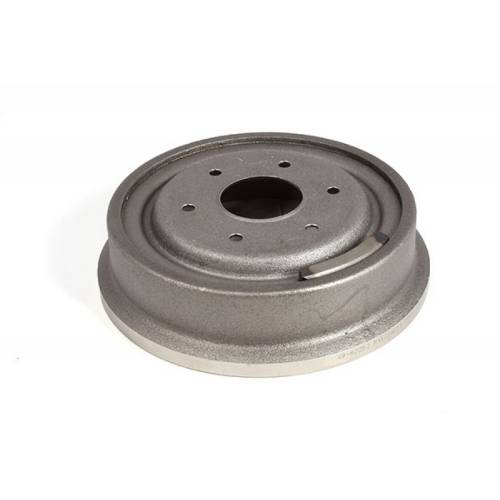 Fat Bob's Garage, OMIX-ADA Part #16701.12, Brake Drum Unfinned 1974-1978 Jeep SJ MAIN