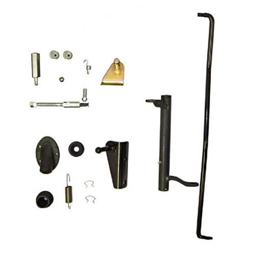 Fat Bob's Garage, OMIX-ADA Part #16919.01, Bell crank Kit MAIN