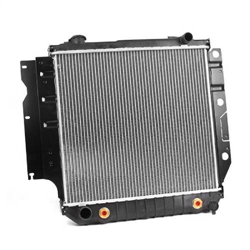 Fat Bob's Garage, OMIX-ADA Part #17101.13, Replacement Radiator 1997-2004 Jeep TJ Wrangler MAIN