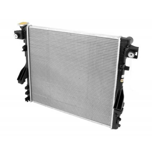 Fat Bob's Garage, OMIX-ADA Part #17101.38, Replacement Radiator 3.8L 2007-2016 Jeep JK Wrangler MAIN