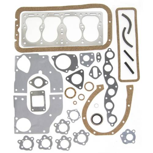 Fat Bob's Garage, OMIX-ADA Part #17440.10, Gasket Set 134 L-Head No Crankshaft Seals MAIN