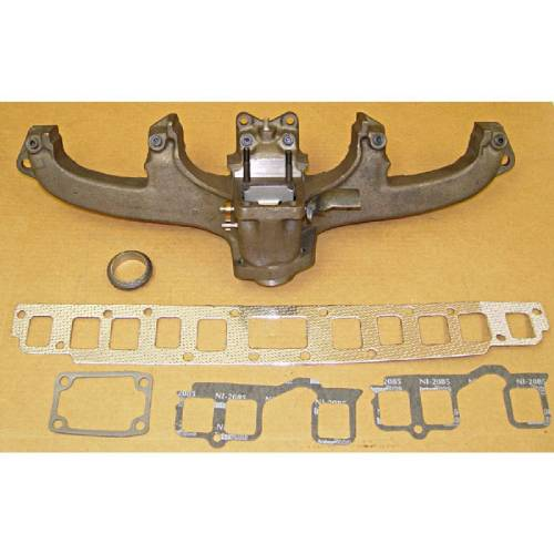 Fat Bob's Garage, OMIX-ADA Part #17622.05, Exhaust Manifold MAIN