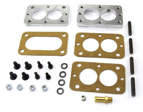 Fat Bob's Garage, OMIX-ADA Part #17704.03, Adapter Weber Carburetor