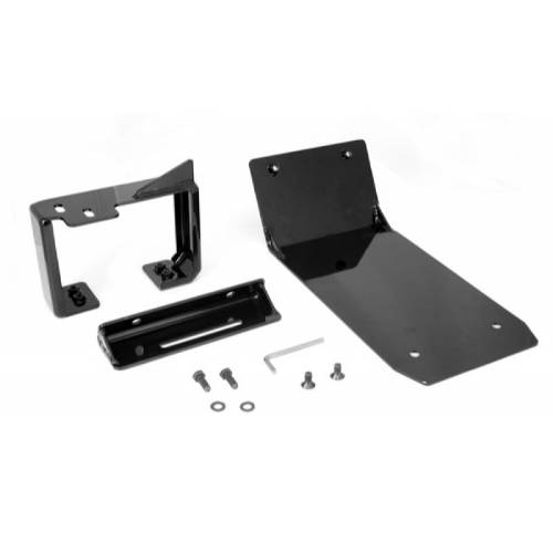 Fat Bob's Garage, Rugged Ridge, Part #18003.42, Evaporative Canister Skid Plate 2012-2016 Jeep JK Wrangler MAIN