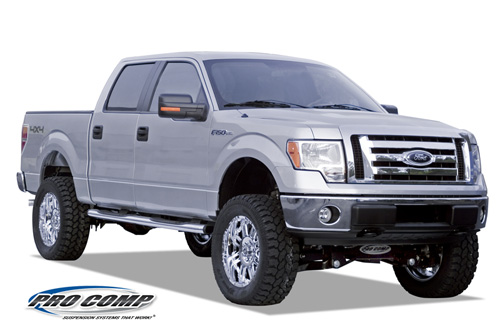 6 Inch Lift Kit For Ford F150 4X4 >> Ford F150 6 Lift Kit 2wd 2009 2013