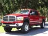 "Dodge Ram 1500 2"" Leveling Lift Kit 4WD 1994-2001_SWATCH"