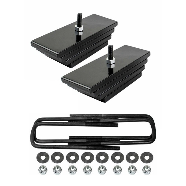 "Fat Bob's Garage, Part # 24275, Ford F250/F350 Super Duty Excursion 2.75"" Lift Kit w/Track Bar 4WD 1999-2004 THUMBNAIL"