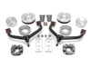 "Dodge Ram 1500 4"" Lift Kit 2009-2018 4WD"