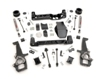 "Fat Bob's Garage, Rough Country Part #328S, Dodge Ram 1500 4"" Suspension Lift Kit 4WD 2009-2015"