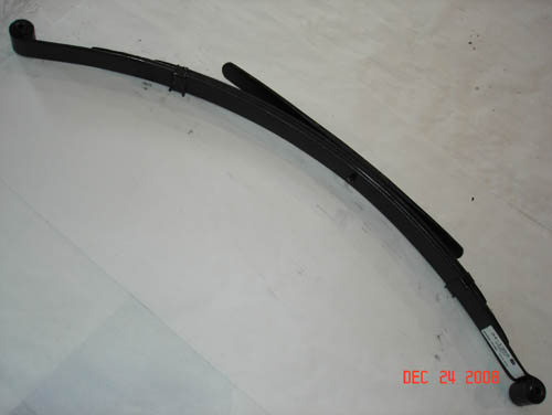 Fat Bob's Garage, Part # 34-1359, Dodge Dakota Rear 4 Leaf Factory Replacement Leaf Pack 4WD/2WD 1997-2004 (Single) MAIN